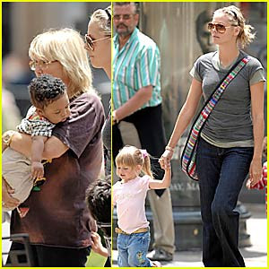 Heidi Klum: Three Kids, Three to Go