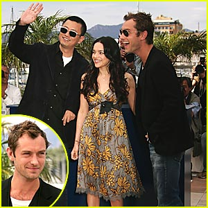 Jude Law Kicks Off Cannes Film Festival