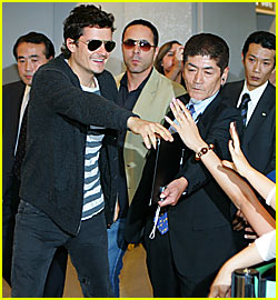 Orlando: Full Bloom in Japan