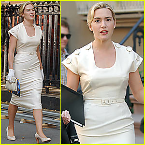 Kate Winslet: Loosen Up Your Buttons, Baby
