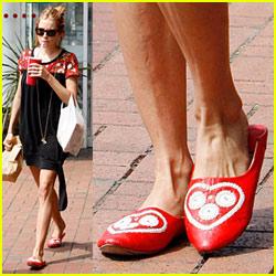 Sienna's Slipper Style
