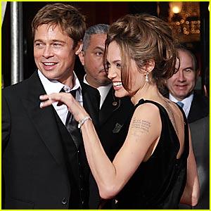 Angelina Jolie Wears $26 Dress!!!!!!
