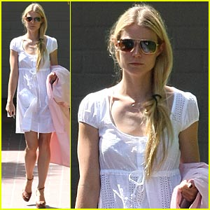 Gwyneth's Shopping Splurge