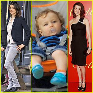 Rachel Weisz: My Baby's Growing Up So Fast