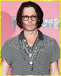 Johnny Depp & the Crazy Japanese Pirate Kids