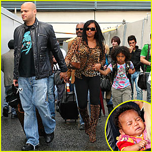 Stephen Belafonte: Mel B's New Main Man