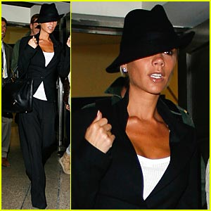 Victoria Beckham Suits Up Again