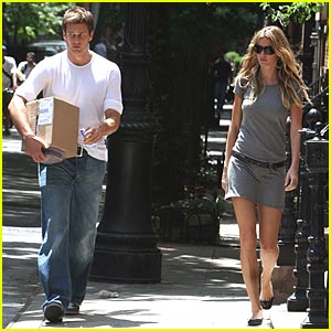 Gisele's 27th Birthday Surprise