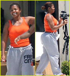 Janet Jackson's Badonkadonk — Is that FOR REAL? | Janet ...