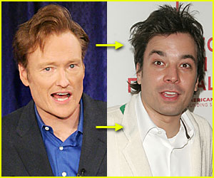Jimmy Fallon to Replace Conan O'Brien
