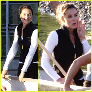 Kate Middleton Row Row Row Your Boat Kate Middleton