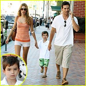 Mason Cibrian: Daddy's Little Boy | Celebrity Babies ...