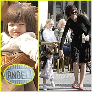 Suri Cruise is an Angel