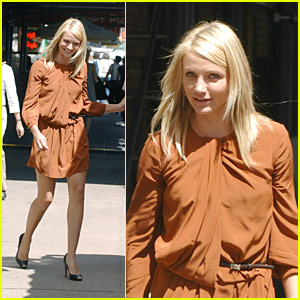 Cameron Diaz Stays in Vegas