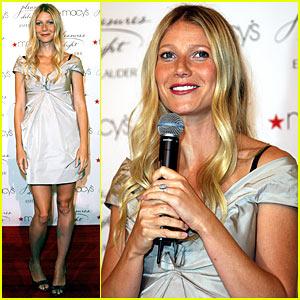 Gwyneth Paltrow Brings