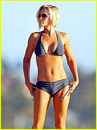 Jenny McCarthy's Hot Bikini Body