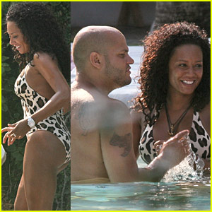 Mel B: Getting some Rest &#038; Relaxation