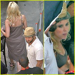 Scarlett & Ryan -- First Pictures!