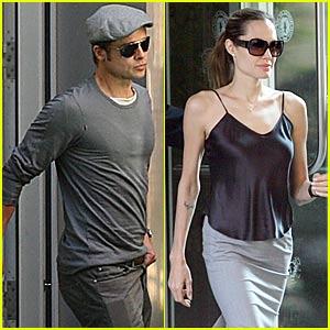 Maddox's School: Stop Bothering Brad & Angelina