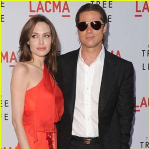 Brad & Angelina's Tribeca Dinner