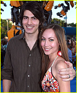 Brandon Routh Wedding Details!