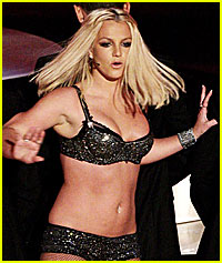 Britney Spears Emmys Performance?