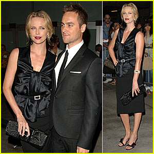 Charlize Theron @ 'In the Valley of Elah' Premiere