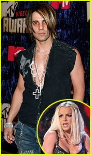 Criss Angel @ VMAs 2007