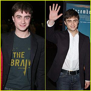 Daniel Radcliffe @