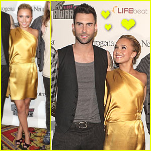 Hayden Panettiere Loves Adam Levine