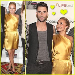Hayden Panettiere Loves Adam Levine