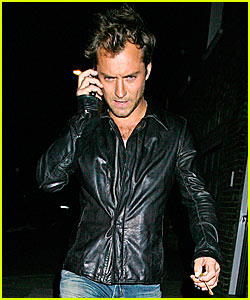 Jude Law Arrested!!!