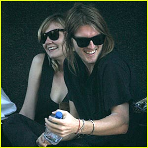 Kirsten Dunst Has a New Man?