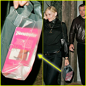 Madonna Loves Sex Toys