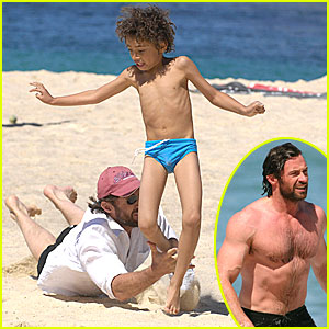 Oscar Jackman's Speedo Saturday
