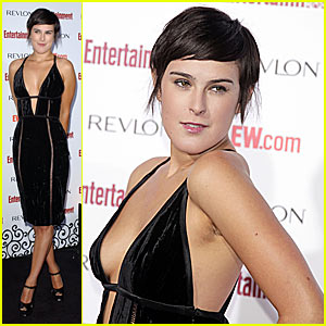 Rumer Willis @ EW Pre-Emmys Party