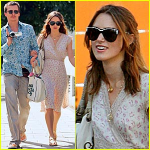 Keira & Rupert: Lovers in London