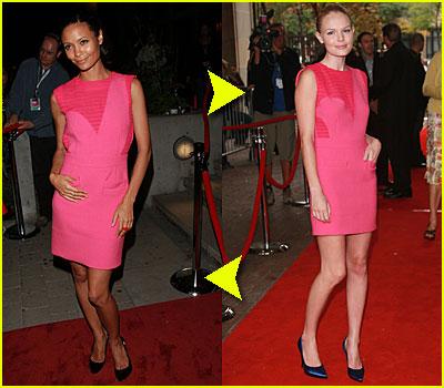 Fashion Faceoff: Preen Dress