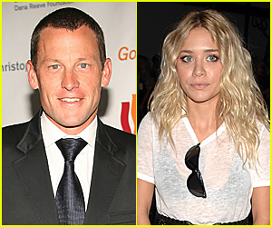 Ashley olsen and lance armstrong