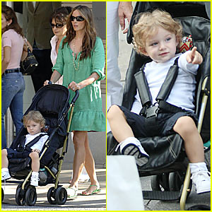 Baby Barron Around the Big Apple