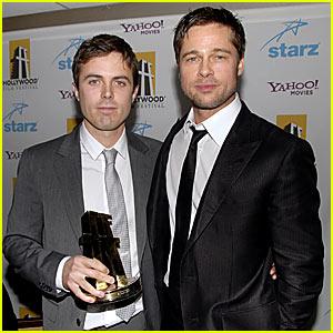 Brad Pitt @ Hollywood Awards 2007