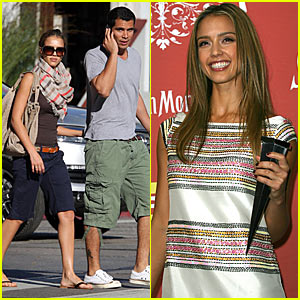Cash Warren & Jessica Alba: Still Going Strong