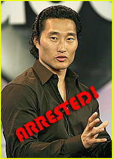 Daniel Dae Kim Arrested for DUI