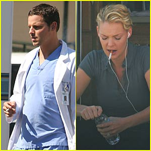 Grey's Anatomy Cast: Smokers 'R' Us
