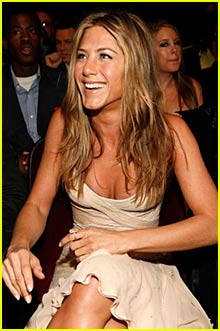 Jennifer Aniston is #1 Celebrity Cover Girl