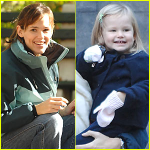 Jen & Violet's Central Park Playdate