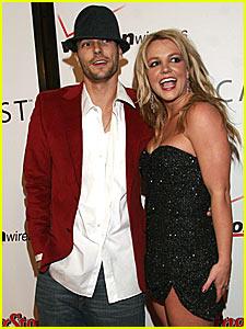 K-Fed: Britney Hit Me!!!