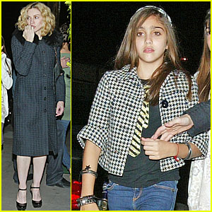 Lourdes Leon's 11th Birthday Bash