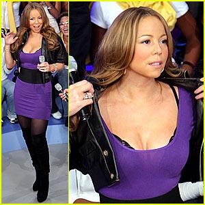Mariah Carey Hits '106 & Park'