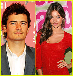 Miranda Kerr & Orlando Bloom: New Couple?